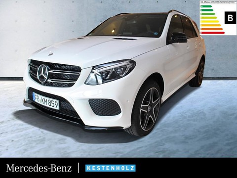 Mercedes GLE 350 d ° AMG-Styling