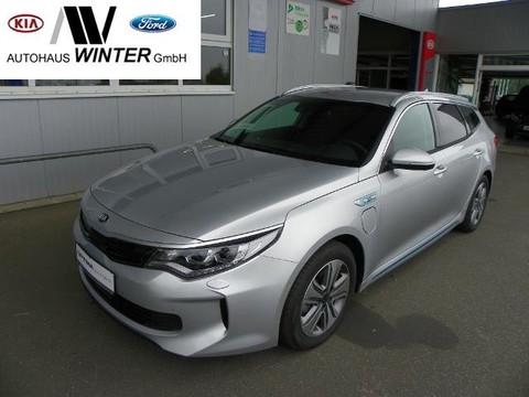 Kia Optima Spirit Hybrid Sportswagon (JF)