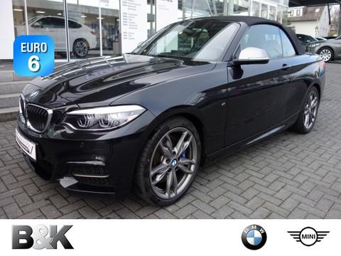 BMW M240i Cabrio NaviProf Leasing o LSZ EUR 389