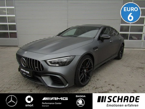 Mercedes AMG GT 63 S Perform-Abgas
