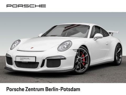 Porsche 991 0.2 911 GT3 Clubsportpaket erst 275 Km