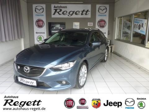 Mazda 6 2.2 Kombi Sports-Line 175 Drive Dyn