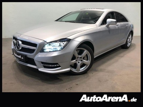 Mercedes-Benz CLS 500 BE Coupé AMG