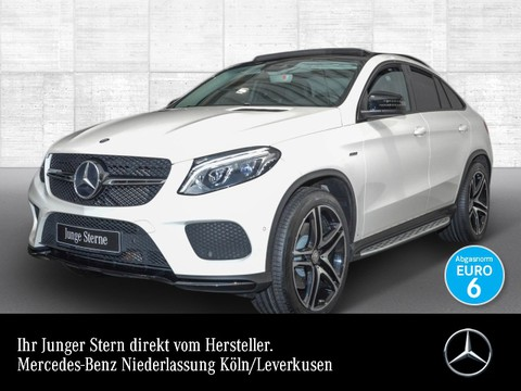 Mercedes GLE 450 AMG Cp AMG Active Curve Airmat