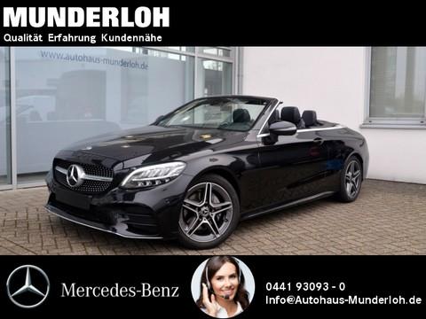 Mercedes C 220 d Cabrio AMG Volldigitalestach NO SELEKTIV