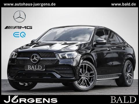 Mercedes-Benz GLE 400 d Coupé AMG 22 36