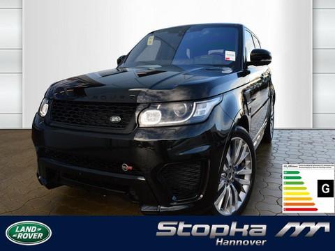Land Rover Range Rover Sport 5.0 V8 SVR 22 Softcl