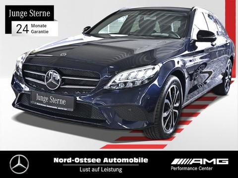 Mercedes-Benz C 180 T Avantgarde Night
