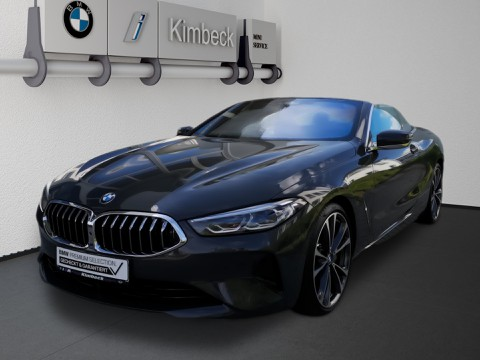 BMW 850 xDrive Cabrio Multifunktionssitz Integrall