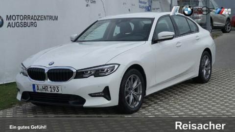 BMW 318 d A Limousine