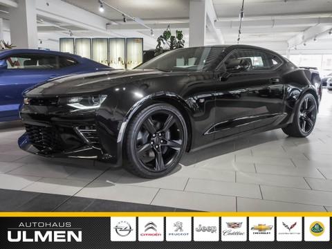 Chevrolet Camaro V8 Coupe Automatik schwarz