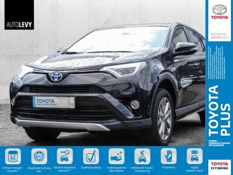 Toyota RAV 4 Hybrid Edition