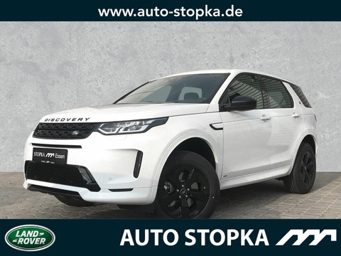 Land Rover Discovery Sport D150 R-Dynamic Black Winterp