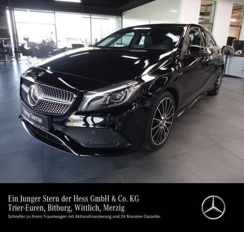 Mercedes-Benz A 180 d PEAK AMG Spur-P