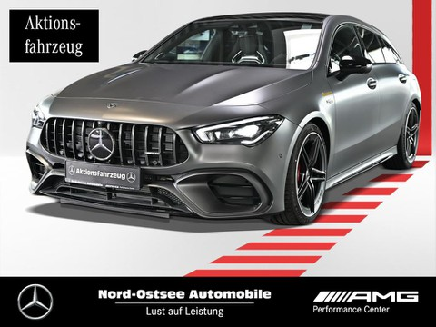 Mercedes-Benz CLA 45 AMG S SB NIGHT VMAX
