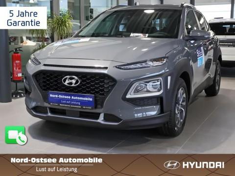 Hyundai Kona Hybrid Avantage Soundsytem-