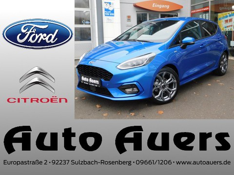 Ford Fiesta 1.0 EcoBoost ST-Line # #Winterpaket