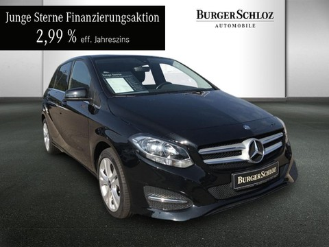Mercedes-Benz B 180 Urban