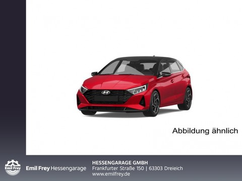 Hyundai i20 1.0 T-GDI Intro 74ürig