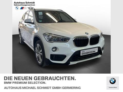 BMW X1 xDrive20d Sport Line