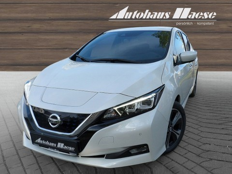 Nissan Leaf N-Connecta Multif Lenkrad
