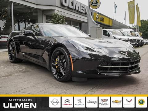 Corvette C7 Automatik ügbar