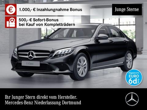 Mercedes-Benz C 200 d Avantgarde Spurhalt SpurPak
