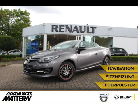 Renault Megane Coupe-Cabrio Luxe TCe 130
