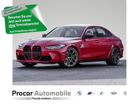 BMW M3 Competition M DRIVERS PACK LASERLICHT 19 20