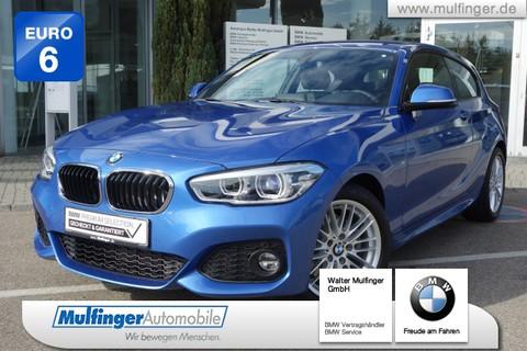 BMW 125 i M Sport SpA Har Kard (Sportpaket Aktivlenkung )