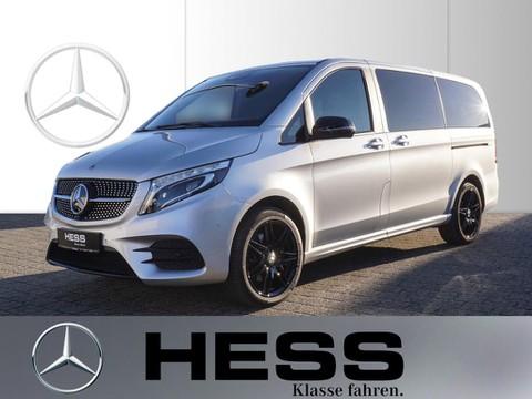 Mercedes-Benz V 300 d long Spur-P