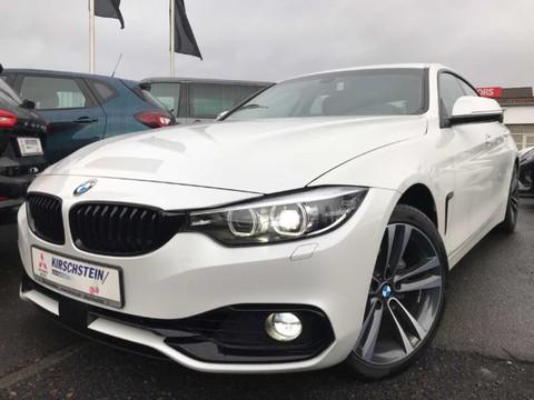 BMW 420 Gran Coupe i Sport Line