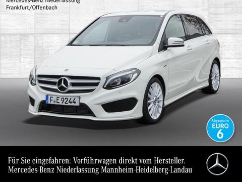 Mercedes B 200 d AMG BusinessP