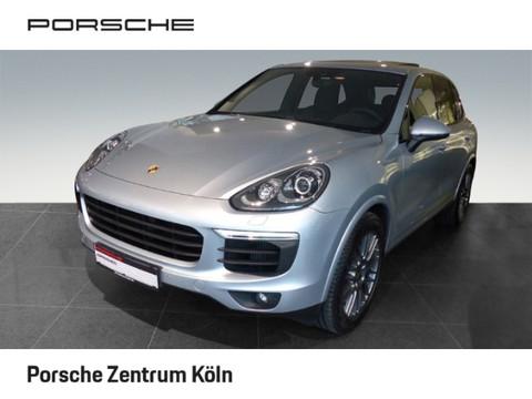 Porsche Cayenne Diesel Platinum Ed Connect Mem
