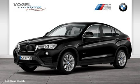 BMW X4 xDrive20d Modell Advantage Prof Driving Assistant Speed Limit Info Lichtpaket