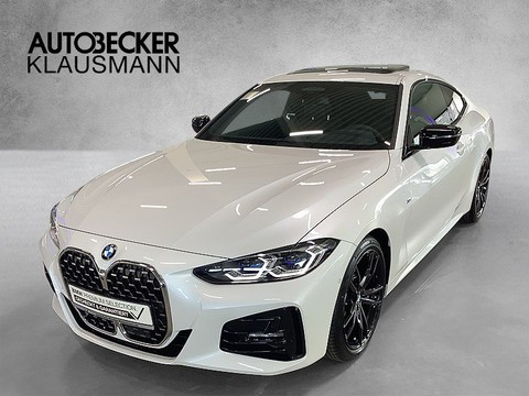 BMW 420 d COUPÉ M SPORT AUTOMATIK LASERLICHT PROF