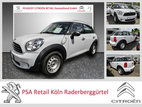 MINI One D Countryman 8-FACH BEREIFT