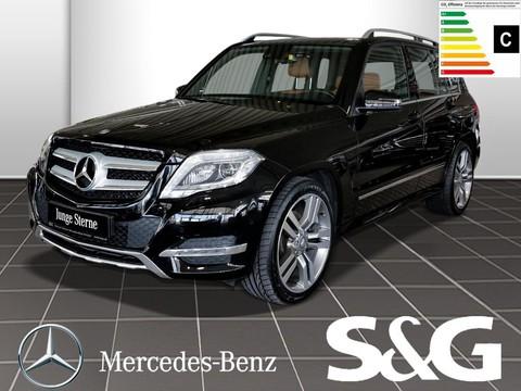 Mercedes-Benz GLK 350 PanoDach Parkt