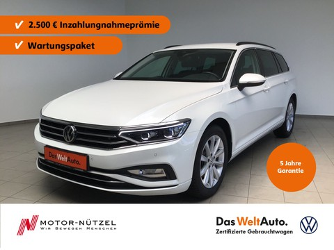 Volkswagen Passat Variant 2.0 TDI 5JG IQ
