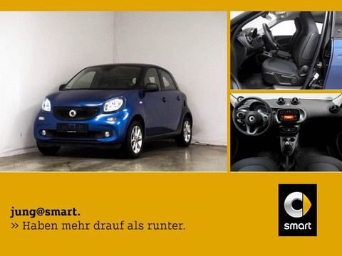 Smart ForFour passion &Sensorp