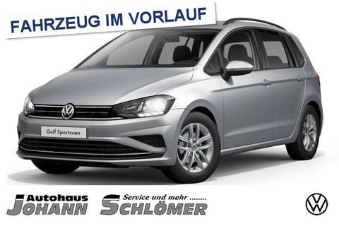 Volkswagen Golf Sportsvan Comfortline Automatic