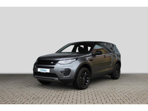 Land Rover Discovery Sport TD4 Automatik