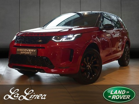 Land Rover Discovery Sport D180 R-Dynamic SE Blac