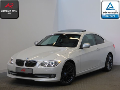 BMW 325 i Coupe EDITION EXCLUSIVE K
