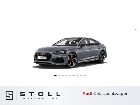 Audi RS5 Sportback 450PS Dyn