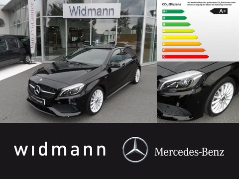 Mercedes A 180 d PEAK AMG-Line Night-Paket