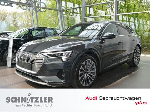 Audi e-tron advanced 50 quattro