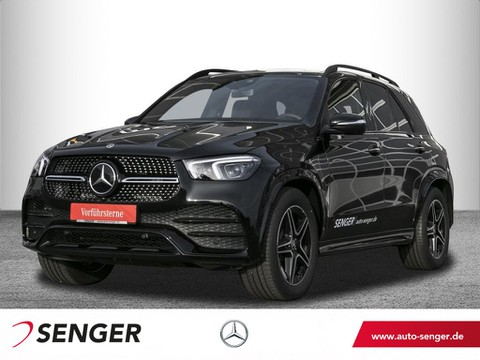 Mercedes-Benz GLE 400 d AMG