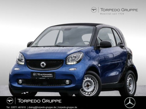 smart ForTwo SMART smart fortwo Cool