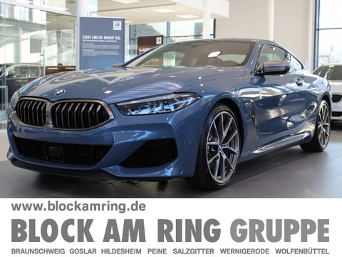 BMW 850 xDrive Coupé Sportpaket Vollleder